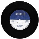 Ken Boothe - Be Yourself / Sound Dimension - Rahtid (Studio One) 7""